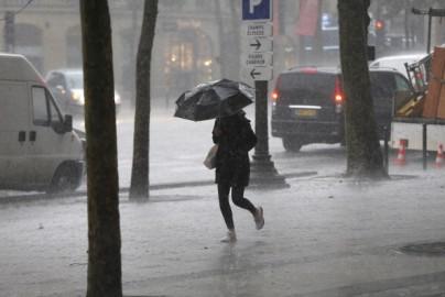 pericolo pioggia