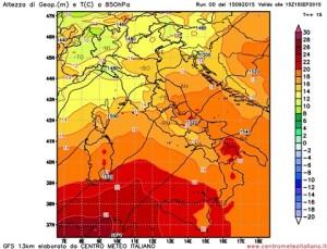 Modello-GFS-elaborato-dal-nostro-centro-di-calcolo-Temperature-a-850-hPa-alle-15Z-del-15-settembre-2015